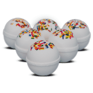 Birthday Cake Bath Bomb Sbodi