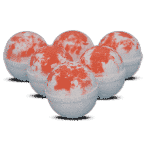 Ruby Red Grapefruit Bath Bombs