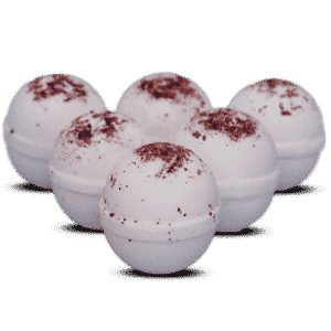 White Rose Premium Bath Bombs