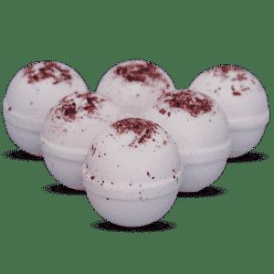 White Rose Premium Bath Bombs